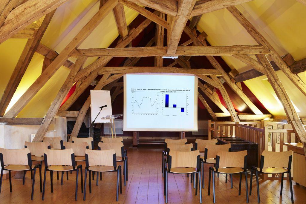 Salle de séminaire maison hotes - La Borde