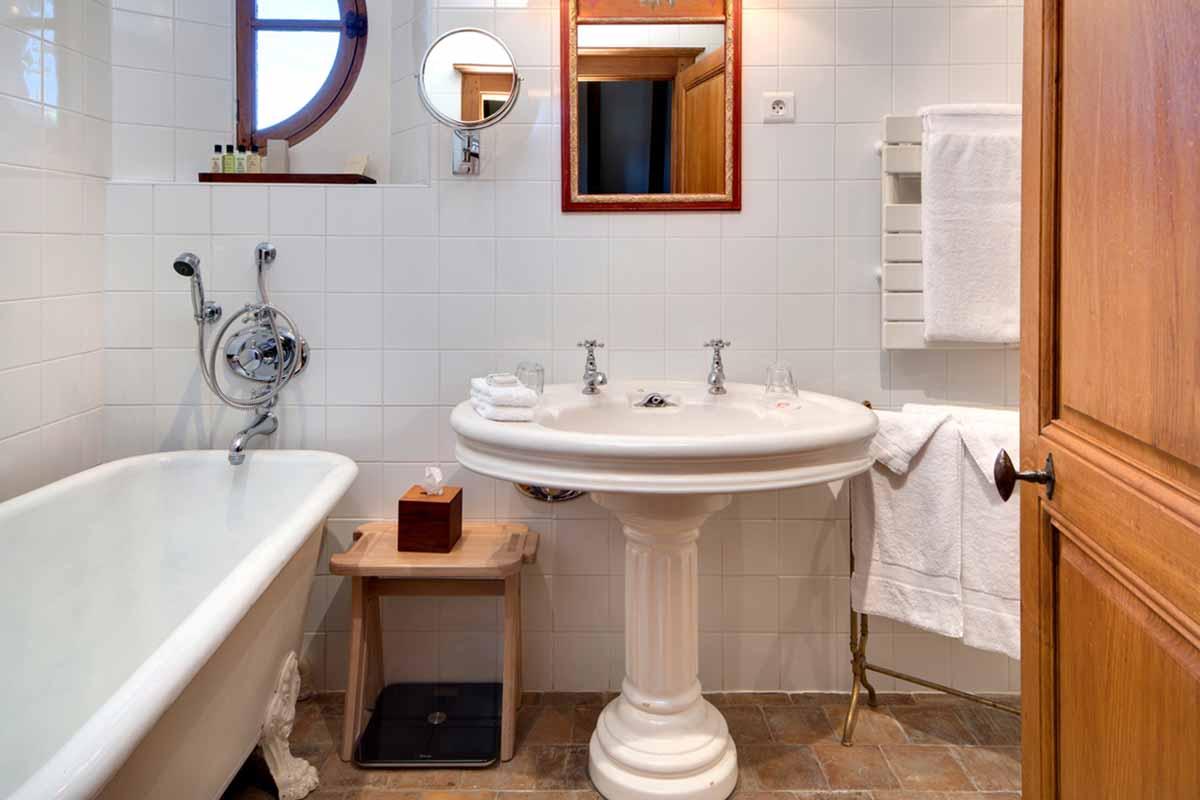Salle de bain suite Tulipe