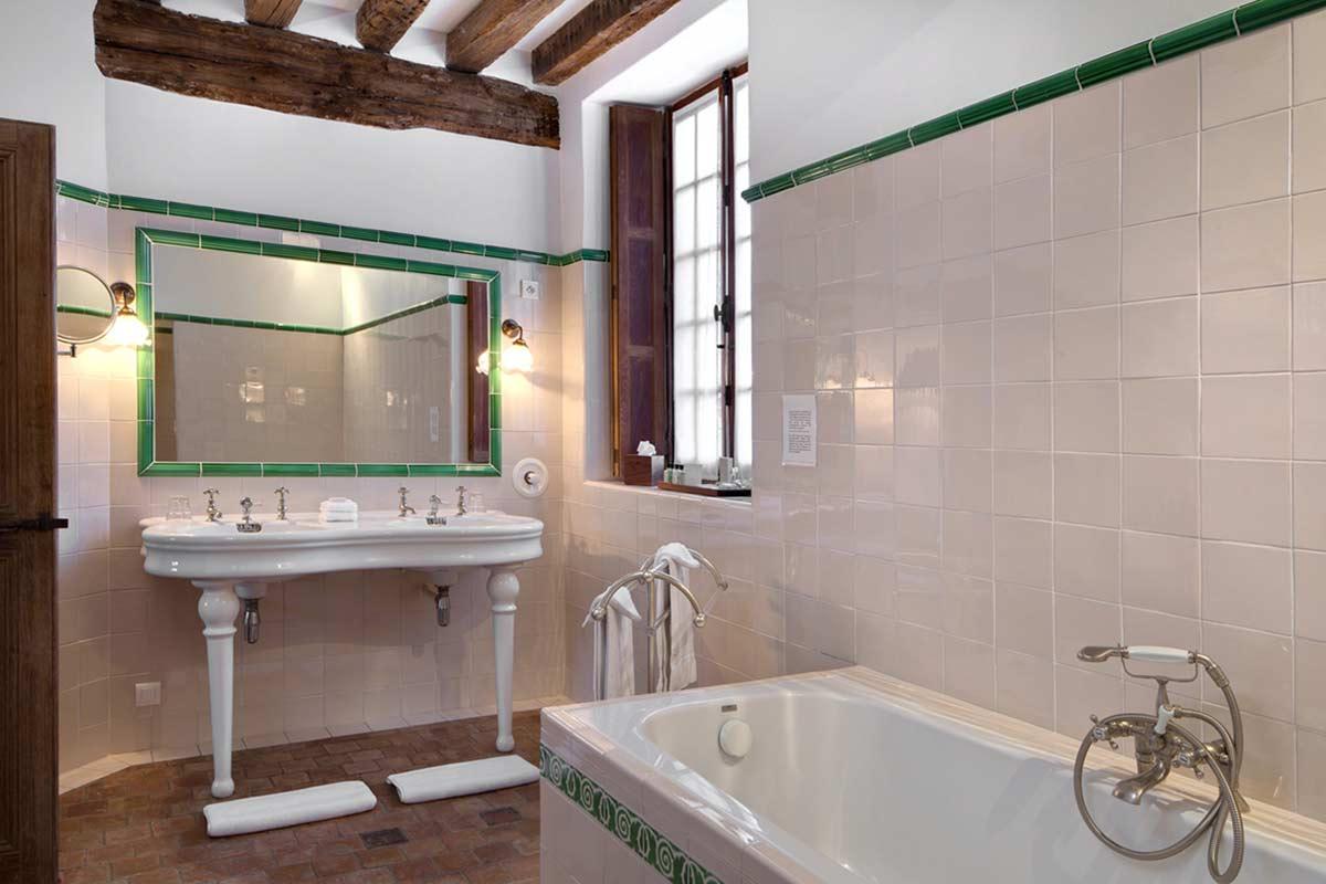 Suite Amande de l'hôtel La Borde