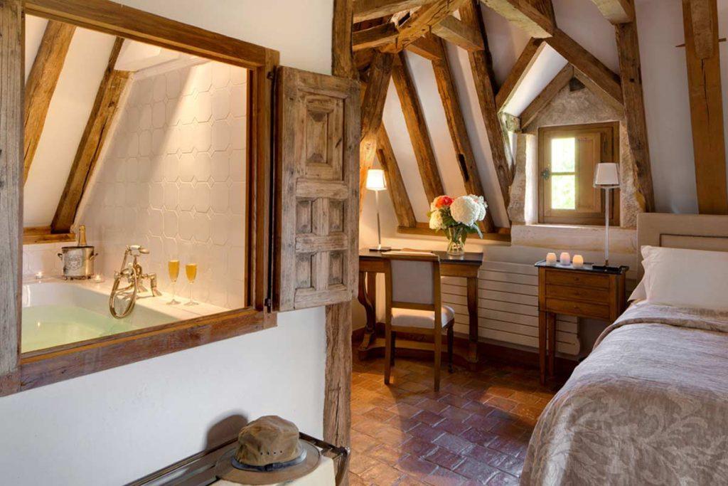 Suite Aubépine - La Borde